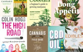 New Cannabis Book Releases in Fall 2018 by Marylyn md