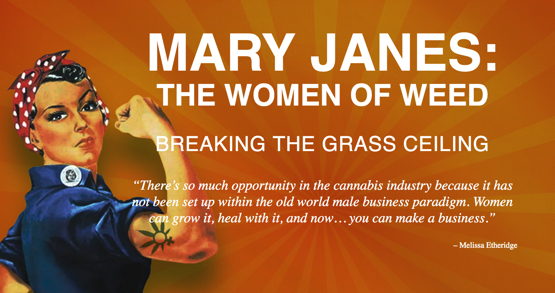 women of weed photo by marylyn media