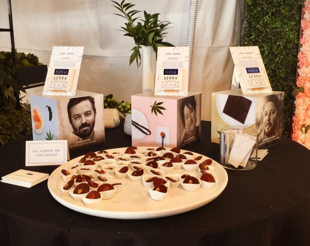 Serra Cannabis Sponsor US Food Festival Portland CBD