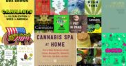 New Cannabis Books Released in Spring of 2019