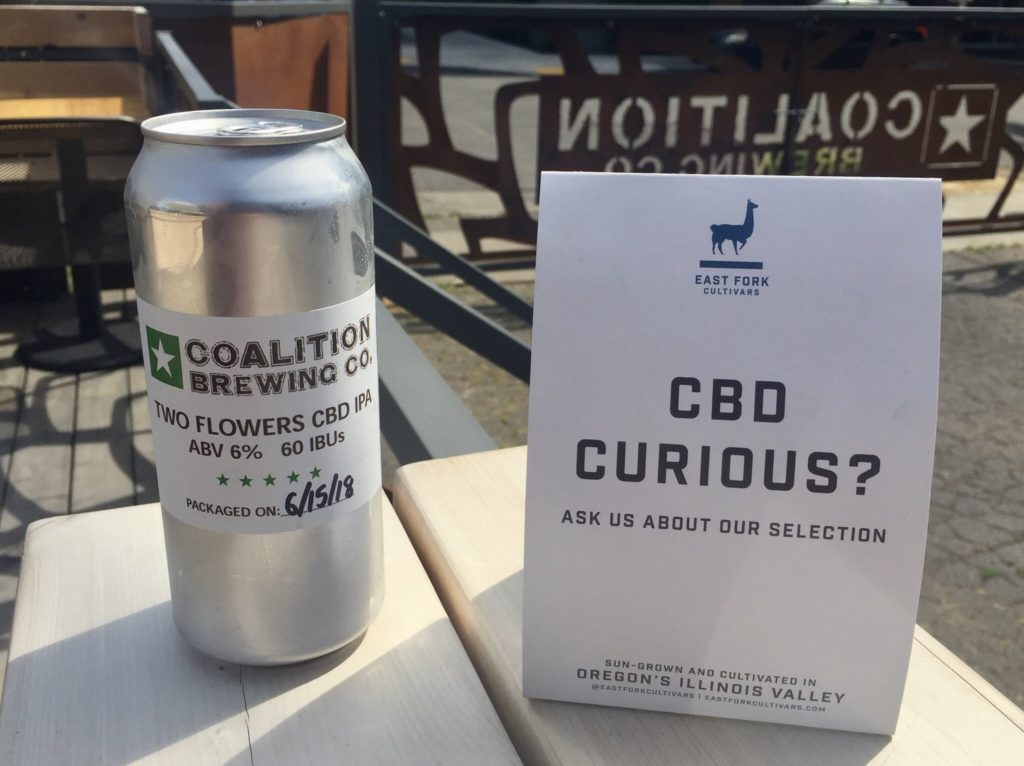 coalition brewing cbd beer
